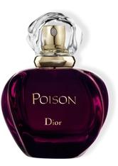 Dior - Poison – Eau De Toilette Für Damen – Blumige, Würzige & Ambrierte Noten - Vaporisateur 100 Ml