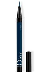 DIOR - DIOR SHOW ON STAGE LINER WASSERFESTER FLÜSSIGER EYELINER MIT 24H HALT* INTENSIVE FARBEN UND EFFEKTE 0.55 ml Matte Blue - Eyeliner
