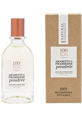 100BON Duft Collection Amaretto & Framboise Poudree Eau de Parfum Nat. Spray 50 ml