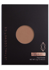 LETHAL COSMETICS Face Powder MAGNETIC™ Face Powder - Terrestrial 5 g
