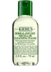 Kiehl's Reinigung Herbal Infused Micellar Cleansing Water Gesichtsreinigung 250.0 ml