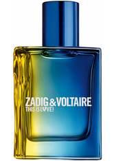 Zadig&Voltaire This is Him This Is Love! Eau de Toilette Spray Eau de Toilette 30.0 ml
