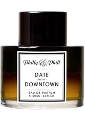 PHILLY & PHILL - Philly & Phill Unisexdüfte Date me in Downtown Eau de Parfum Spray 100 ml - Parfum