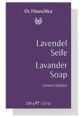 Dr. Hauschka Körperpflege Lavendel Seife Limited Edition 100 g