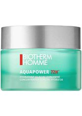 Biotherm Homme Aquapower 72H Concentrated Glacial Hydrator Gesichtsgel 50 ml