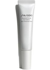 SHISEIDO - Shiseido - Essential Energy Eye Definer  - Augenpflege - 15 Ml - - AUGENCREME