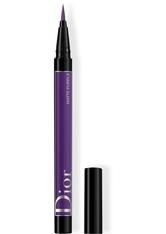 DIOR Augen Eyeliner Diorshow On Stage Liner Nr. 176 Matte Purple 0,55 ml