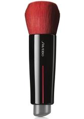 SHISEIDO - Shiseido Make-up Gesichtsmake-up Daiya Fude Face Duo Brush 1 Stk. - MAKEUP PINSEL