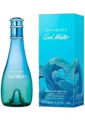 DAVIDOFF - Davidoff Cool Water Woman Summer Edition Eau de Toilette (EdT) 100 ml Parfüm - Parfum