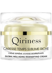 QIRINESS - QIRINESS Gesichtspflege Caresse Temps Sublime Riche - Tagespflege 50 ml - Tagespflege