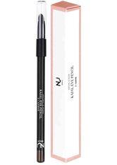 NUI Cosmetics Natural Kajal Eye Pencil Kajalstift 1.1 g Nr. 2 - Kawhe