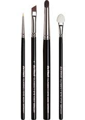 Da Vinci Classic Set Casual Look Eyeliner + Blender + Augenbrauenpinsel + Applikator 1 Stk.