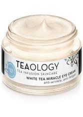 Teaology Augenpflege White Tea Miracle Eye Cream Augencreme 15.0 ml