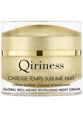 QIRINESS - QIRINESS Seren Caresse Temps Sublime Nuit - Nachtcreme 50 ml - Nachtpflege