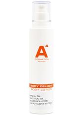 A4 Cosmetics A4 Body Delight Lotion Argan Oil 200 ml Bodylotion