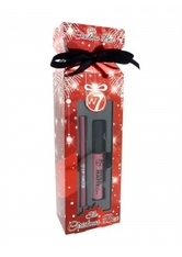 W7 - W7 Sets The Christmas Box - Red 2 Stck. - MAKEUP SETS
