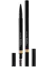 SHISEIDO - Shiseido - Brow Inktrio  - Augenbrauenstift - 1 Stück - 01 Blonde - AUGENBRAUEN
