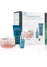 Biotherm Produkte Aquasource Crème Riche Set Gesichtspflegeset 1.0 pieces