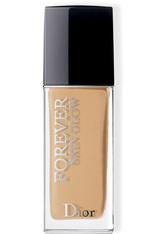 Dior - Dior Forever Skin Glow – Foundation – Leuchtendes & Perfektes Finish, 24h-halt - Sg 3wp Warm Peach
