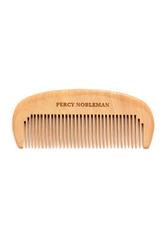 Percy Nobleman Gentlemans Beard Grooming Handmade Bartkamm  1 Stk