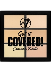 W7 Cosmetics Got It Covered! Concealer Palette 6 g
