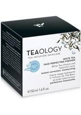 Teaology Gesichtspflege White Tea Perfecting Finisher Gesichtscreme 50.0 ml