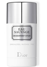 DIOR Eau Sauvage Deodorant Stick (ohne Alkohl) Deodorant Stift 75.0 ml