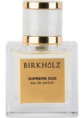 BIRKHOLZ - Birkholz Supreme Oud Eau de Parfum Nat. Spray 30 ml - PARFUM
