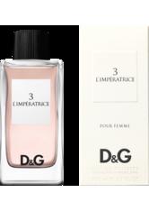 Dolce & Gabbana Anthology L`Imperatrice 3 Eau de Toilette 100 ml / New Vision
