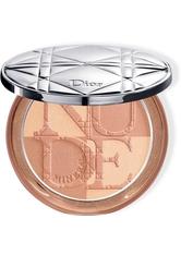 DIOR - DIOR Gesicht Sonnenmake-up Diorskin Mineral Nude Bronze Healthy Glow Bronzing Powder Nr. 01 Soft Sunrise 10 g - Contouring & Bronzing