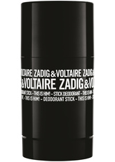 Zadig & Voltaire Herrendüfte This Is Him! Deodorant Stick 75 g
