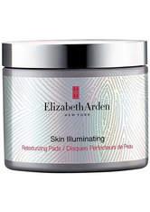 ELIZABETH ARDEN - Elizabeth Arden - Skin Illuminating Retexturizing Pads - Pflegepads - 50 Pads - - PEELING