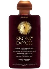 ACADEMIE - Académie Bronz'Express Tinted Self-Tanning Lotion 100 ml - SELBSTBRÄUNER