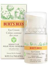 Burt's Bees Produkte Sensitive - Eye Cream 14.1 g Augencreme 14.1 g