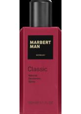 Marbert Man Classic Deodorant Natural Spray Deodorant 150.0 ml