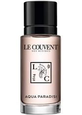 Le Couvent Des Minimes Le Couvent Des Minim - Les Colognes Botaniques Aqua Paradisi - Eau De Toilette - 50 Ml -