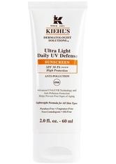 KIEHL'S - Kiehl's Ultra Light Daily UV Defense SPF 50 with Pollution Sonnencreme  60 ml - SONNENCREME