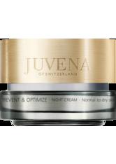 Juvena Skin Optimize Night Cream Normal To Dry Skin 50 ml Nachtcreme