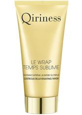 QIRINESS Masken Le Wrap Temps Sublime - Anti-Age Maske 50 ml