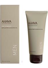 AHAVA Time to Energize men Exfoliating Cleansing Gel Reinigungsgel 100 ml