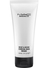 MAC - Mac M·A·C Mineralize Total Detox Mineralize Reset & Revive Charcoal Mask 100 ml - CREMEMASKEN