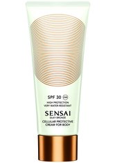 SENSAI SENSAI Silky Bronze Cellular Protective Cream Body SPF 30 Sonnencreme 150.0 ml