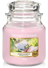 YANKEE CANDLE - Yankee Candle Floral Sunny Daydream 411 g - DUFTKERZEN