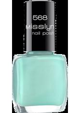 MISSLYN - Misslyn Nagellack & Nageldesign Nail Polish (Farbe: Pink Elephants [116], 10 ml) - NAGELLACK