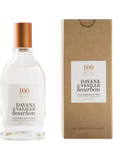 100BON - 100BON Duft Collection Davana & Vanille Bourbon Eau de Parfum Nat. Spray 50 ml - Parfum