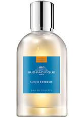 Comptoir Sud Pacifique Kollektionen Les Eaux de Voyage Coco Extreme Eau de Toilette Spray 100 ml