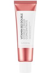 MISSHA - MISSHA Vitamin B12 Double Hydrop Concentrate Gesichtscreme  50 ml - TAGESPFLEGE