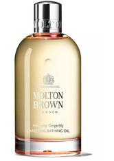 Molton Brown Body Essentials Heavenly Gingerlily Caressing Bathing Oil Badeöl 200.0 ml