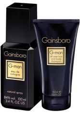 Gainsboro G-Man Eau de Cologne Geschenkset 2 Stück