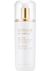 MISSHA - Missha Super Aqua Missha Super Aqua Cell Renew Snail Essential Moisturizer Gesichtspflege 130.0 ml - Tagespflege